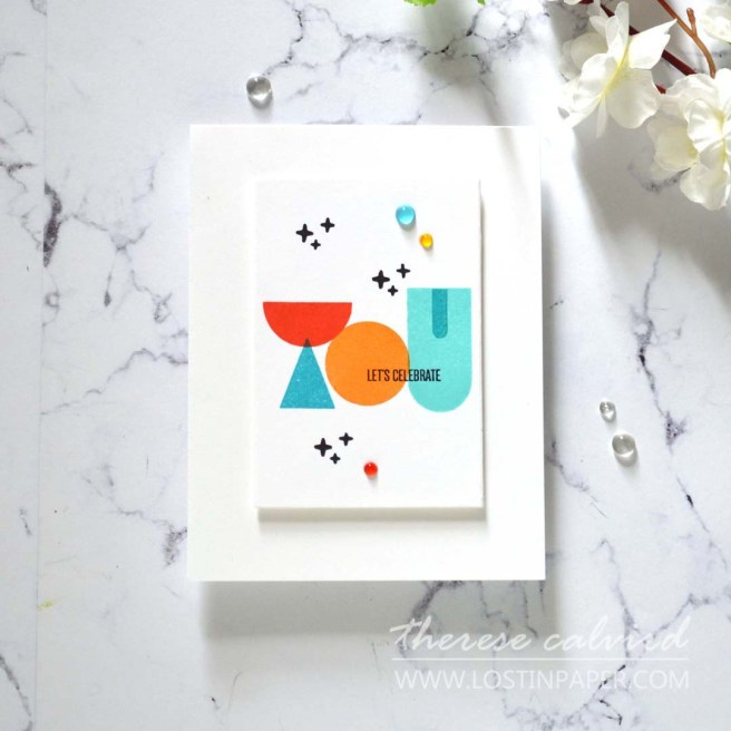 Lostinpaper -Ellen Hutson - Stay Cool - Life is a Circus (card) 7