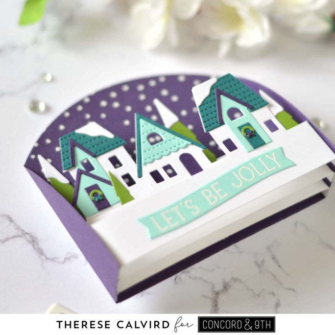 Lostinpaper - Concord & 9th - Home for the Holidays - Card Stacks Base (card video) 1 copy