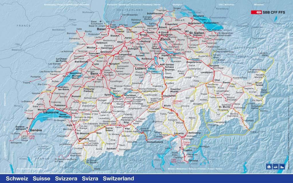 Swiss Public Transport