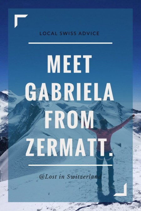 My friend Gabriela calls one of Switzerland's most popular destinations her home. She moved to Zermatt in 2013 and loves living surrounded by mountains. Find out where her favourite spot is to take a photo of the famous Matterhorn, where she likes to party and what money saving advice she has to share.