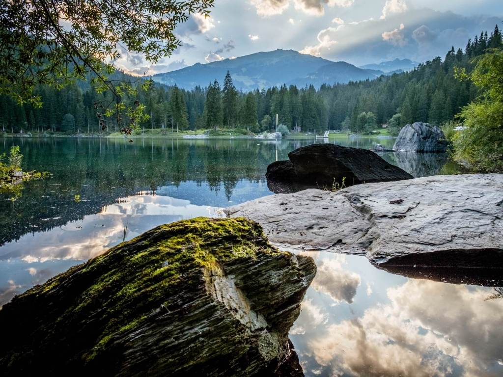 ... just like Flims. Both places for a great day (or two) up in the mountains.