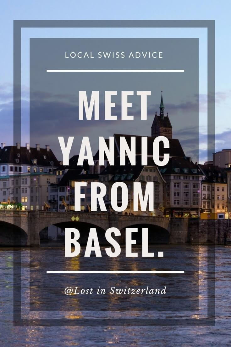 My friend Yannic lives in Basel and knows the place like the back of his hand. In this episode, he shares with us his favourite spots in his city, where he likes to eat and what the deal with carnival in Basel is.