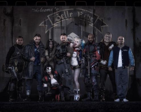 suicide squad harley quinn david ayer will smith margot robbie