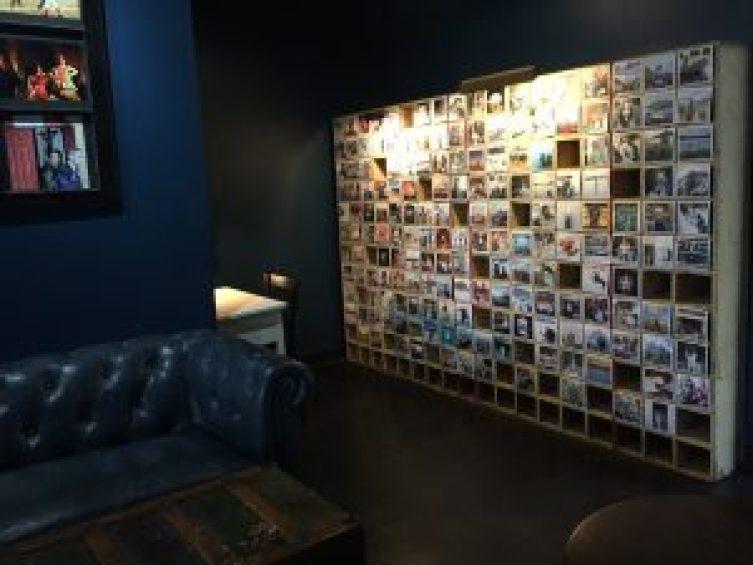 Nomads Kansas City Coffee Bar photo wall