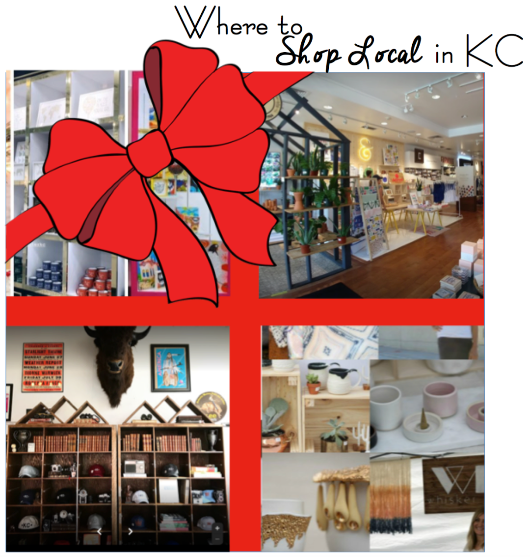 Shop local Kansas City holiday gifts