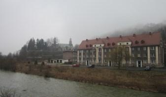 The first view on Kłodzko