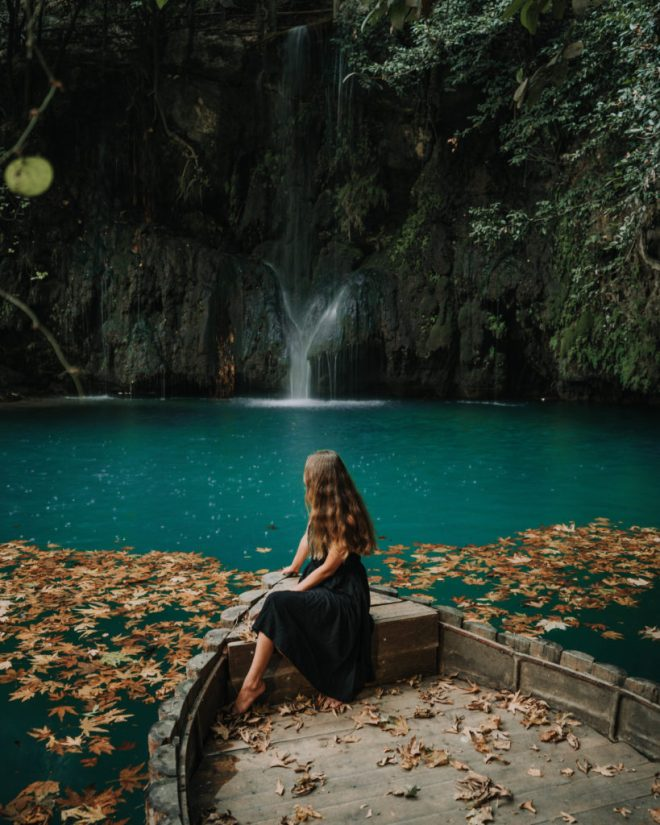 Best Places in Lebanon Waterfall