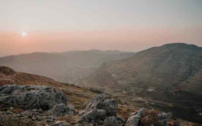 Lebanon mountains Best Places in Lebanon