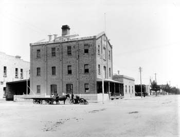 frederick henry piesse flour mill lost katanning pioneer family people