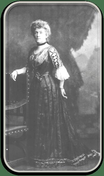 Mrs F.H. (Mary Jane Elizabeth) Piesse nee Chipper lost katanning women suffrogettes