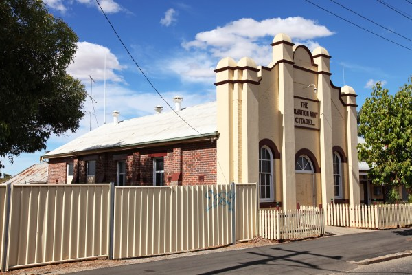 salvation army citadel church lost katanning