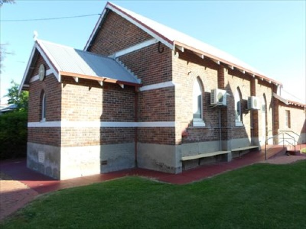 Lutheran church second lost katanning