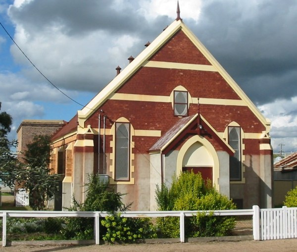 Methodist Church lost katanning