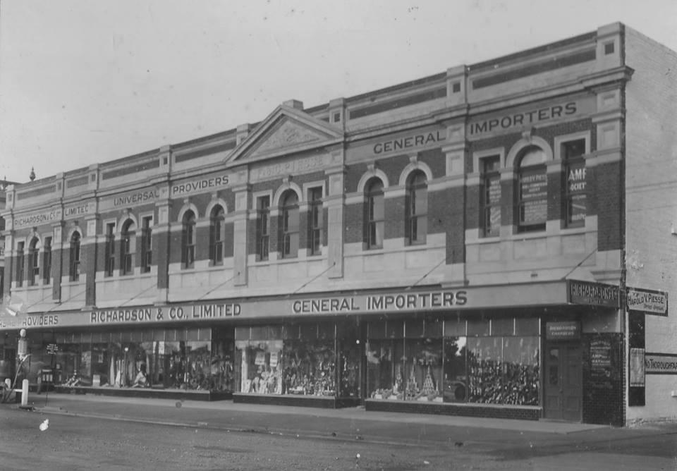 Piesse Richardson Store