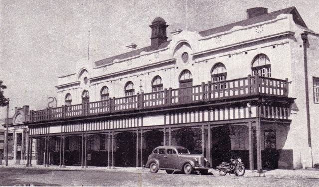 mechanics institute town hall lost katanning
