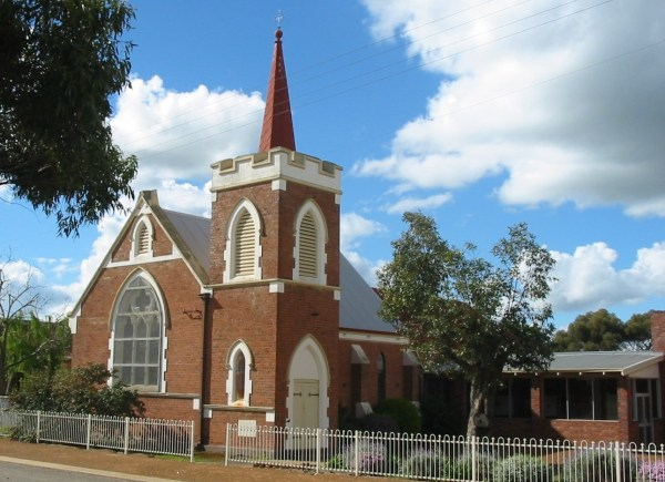 Uniting church lost katanning Presbyterian