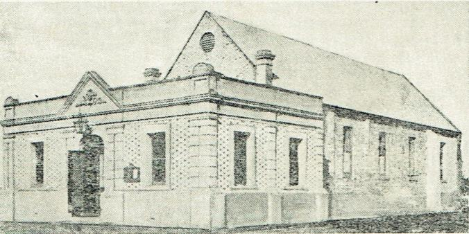 lost katanning mechanic's institute town hall