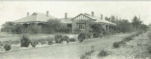 dr doctor Fredrick Maurice House first doctor lost katanning