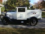 1930 Ford Model A Ice Cream Truck