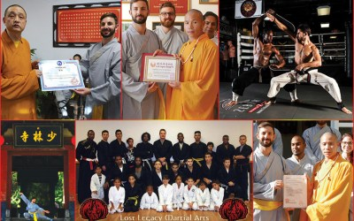 Songshan Shaolin Traditional Wushu Academy Partnership