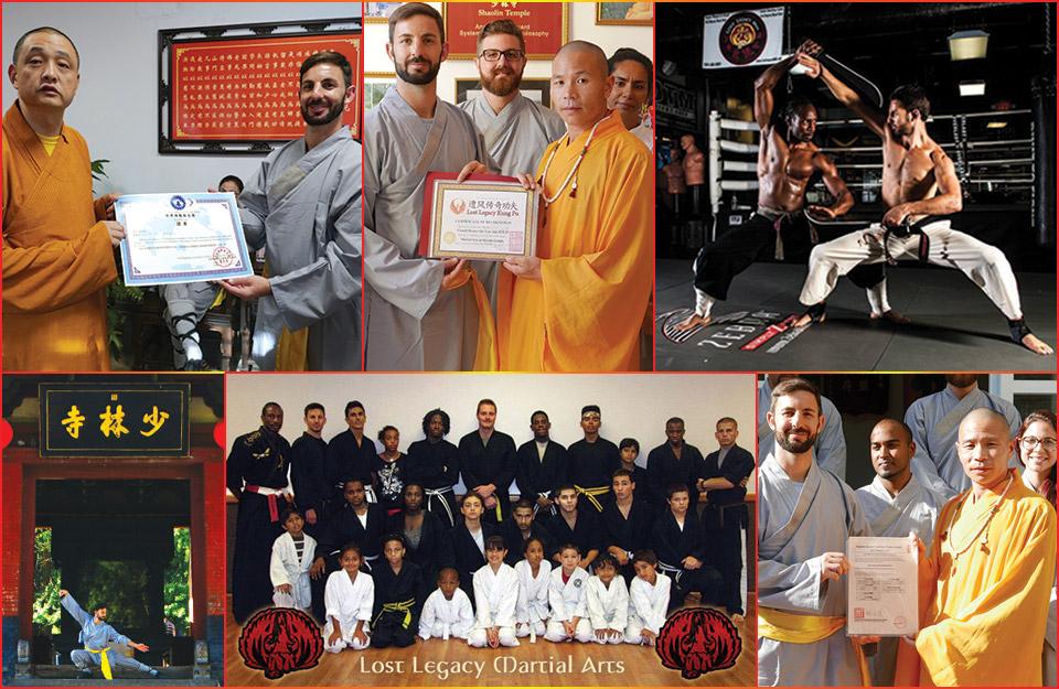 Songshan Shaolin Traditional Wushu Academy Partnership