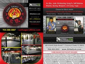 Coconut Creek MMA - Lost Legacy Martial Arts