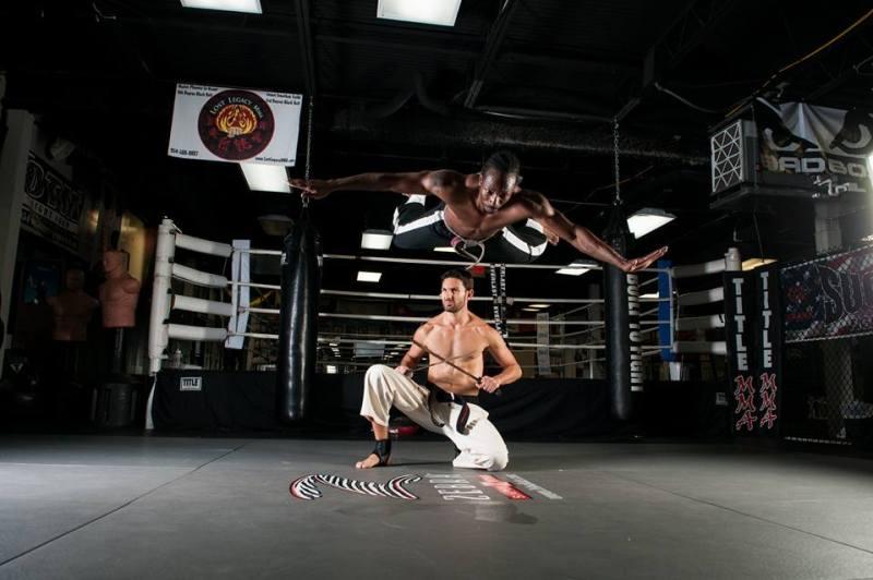 Lost Legacy MMA Stunt Team (22)