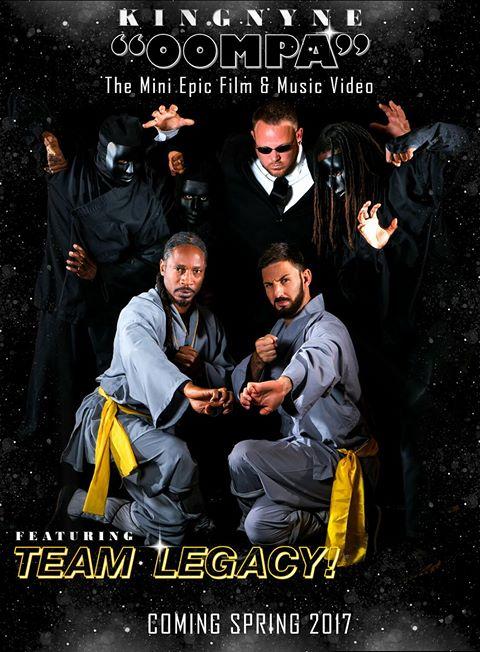 Lost Legacy MMA Stunt Team (3)