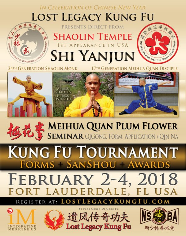 Fort Lauderdale Kung Fu Tournament Feb 2018