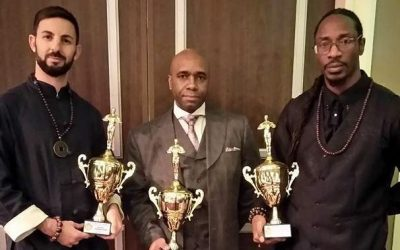 Martial Arts Hall of Fame 2017 in Atlantic City, NJ