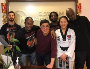 Wing Chun Masters William Kwok, Yvonne Kwok at Gotham Martial Arts