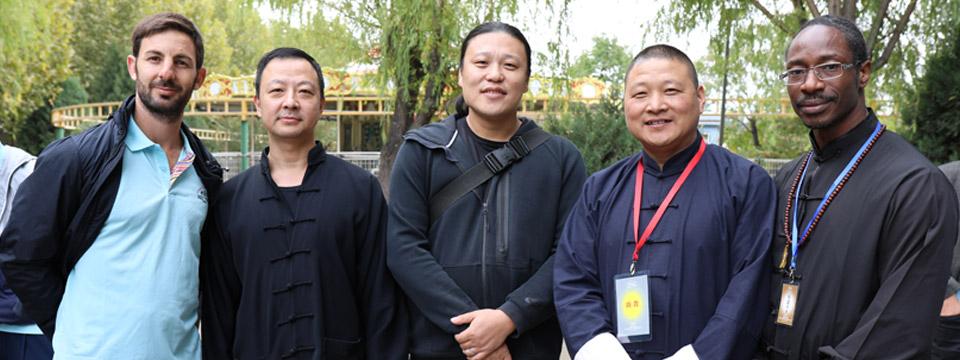 meihuazhuang shifus in China
