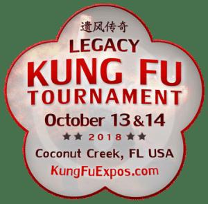 Legacy Kung Fu Tournament Logo