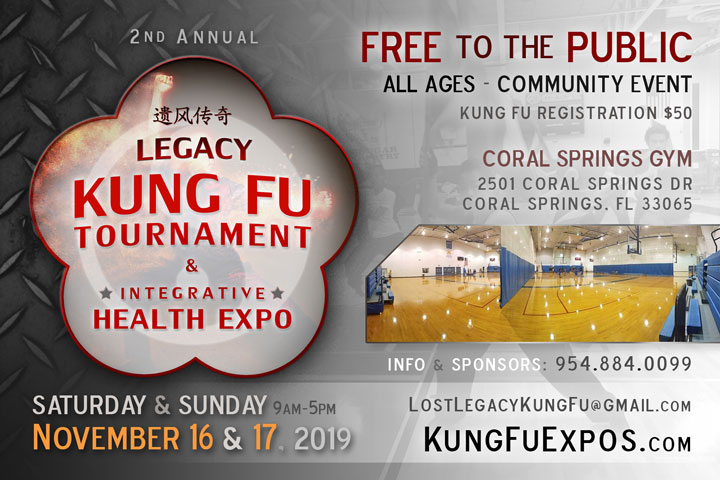 Fort Lauderdale Kung Fu Tournament