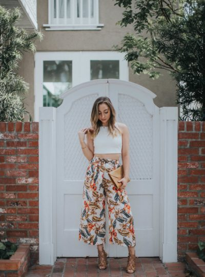 How to wear Culottes No Matter Your Body Type