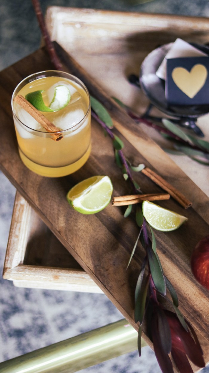 Easy Holiday Cocktail Recipe Orchard Mule