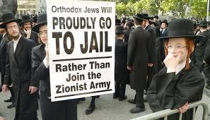 Haredim-Protests