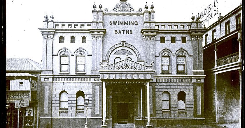 Corporation Baths