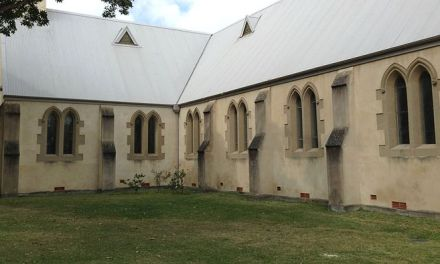 St John's Anglican Church – Cooks Hill