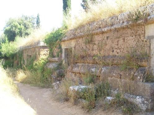 142 - Cerveteri - Via dei Monti Ceriti