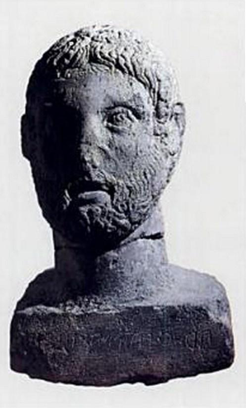 Tarquinia - Cipo de Arnth Paipnas