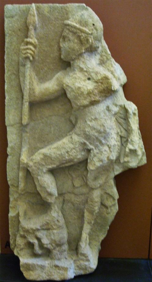 Tarquinia - Friso monumental