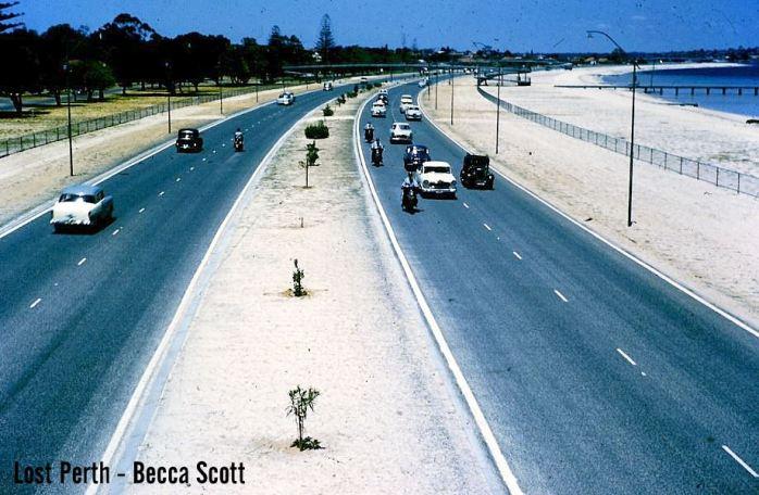Becca Scott kwinana Freeway