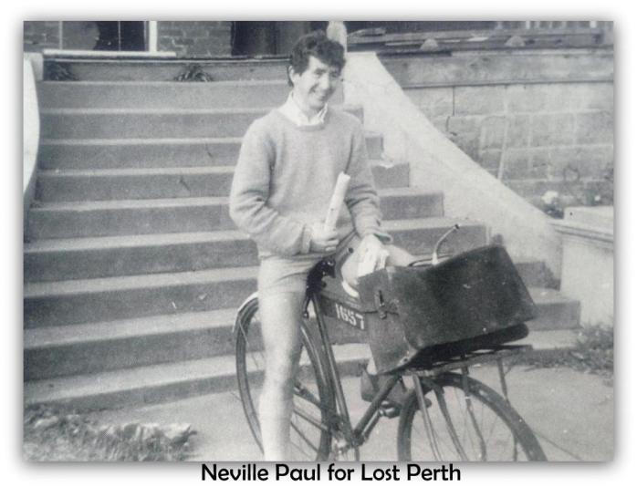 Neville Paul