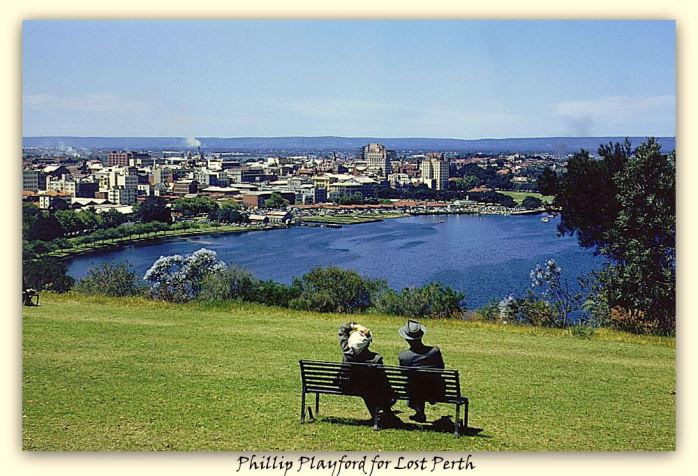 Philip Playford Perth from kings park 1955 A (1)