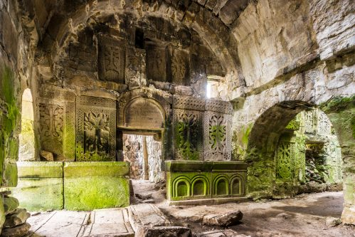 green temple – picture