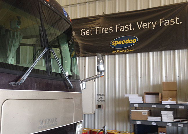 Image of The Scepter at Speedco