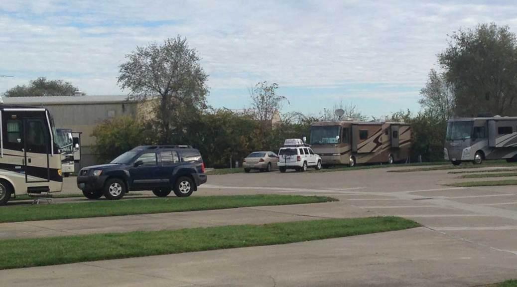 Image of FMCA Camground in Cincinnati, Ohio