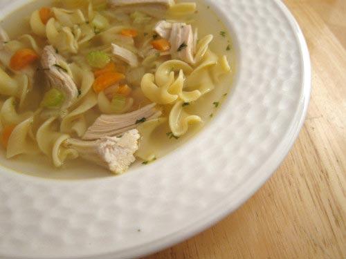 Image of Turkey Noodle Soup