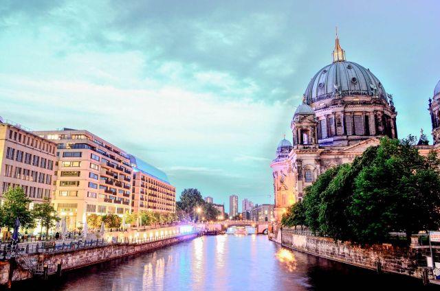 cómo ir del aeropuerto de Berlín al centro